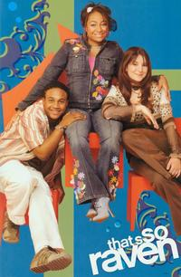 That's So Raven - 27 x 40 Movie Poster - Style D