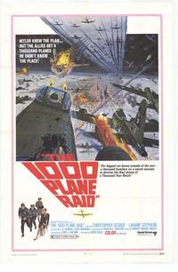 The 1000 Plane Raid - 27 x 40 Movie Poster - Style A