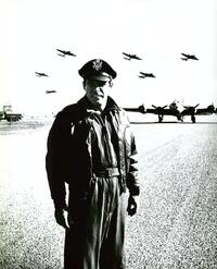 The 1000 Plane Raid - 8 x 10 B&W Photo #28