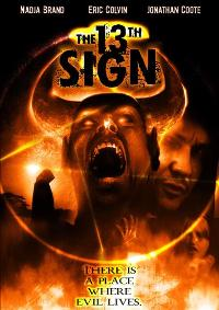 The 13th Sign - 11 x 17 Movie Poster - Style A