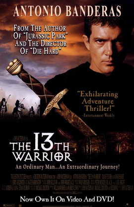 The 13th Warrior - 11 x 17 Movie Poster - Style B