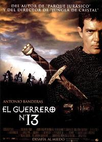 The 13th Warrior - 11 x 17 Movie Poster - Spanish Style A