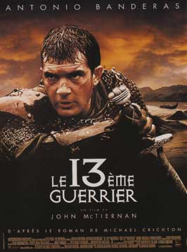 The 13th Warrior - 11 x 17 Movie Poster - French Style A