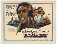The 25th Hour - 27 x 40 Movie Poster - Style B