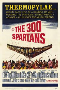 The 300 Spartans - 27 x 40 Movie Poster - Style A