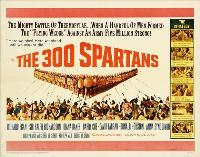 The 300 Spartans - 30 x 40 Movie Poster UK - Style A