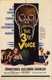 The 3rd Voice - 27 x 40 Movie Poster - Style A