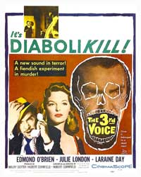 The 3rd Voice - 11 x 14 Movie Poster - Style B