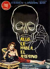 The 3rd Voice - 11 x 17 Movie Poster - Spanish Style A