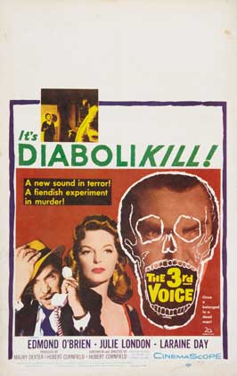 The 3rd Voice - 27 x 40 Movie Poster - Style B