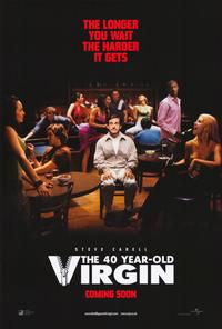 The 40 Year Old Virgin - 11 x 17 Movie Poster - Style C