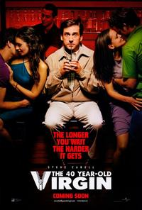 The 40 Year Old Virgin - 27 x 40 Movie Poster - Style C