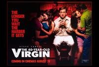 The 40 Year Old Virgin - 11 x 17 Movie Poster - Style E