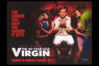 The 40 Year Old Virgin - 30 x 40 Movie Poster - Style A