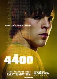 The 4400 - 11 x 17 TV Poster - Style B
