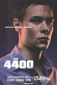 The 4400 - 27 x 40 TV Poster - Style C