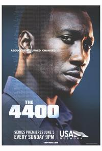 The 4400 - 27 x 40 TV Poster - Style D