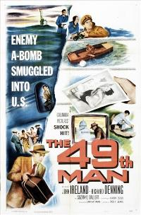 The 49th Man - 11 x 17 Movie Poster - Style A