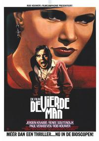 The 4th Man - 11 x 17 Movie Poster - German Style A
