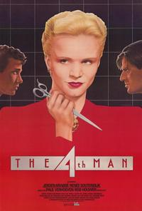 The 4th Man - 27 x 40 Movie Poster - Style A