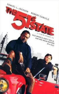 The 51st State - 11 x 17 Movie Poster - Style A