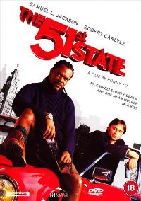 The 51st State - 11 x 17 Movie Poster - UK Style A