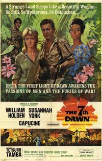 The 7th Dawn - 11 x 17 Movie Poster - Style A