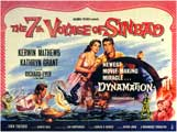 The 7th Voyage of Sinbad - 11 x 14 Movie Poster - Style C