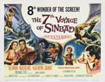 The 7th Voyage of Sinbad - 11 x 14 Movie Poster - Style B