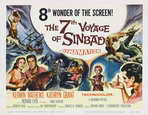 The 7th Voyage of Sinbad - 22 x 28 Movie Poster - Half Sheet Style A
