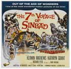 The 7th Voyage of Sinbad - 30 x 30 Movie Poster - Style A