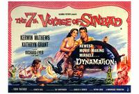 The 7th Voyage of Sinbad - 27 x 40 Movie Poster - Style A