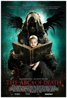 The ABCs of Death - 11 x 17 Movie Poster - Style A