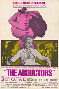The Abductors - 43 x 62 Movie Poster - Bus Shelter Style A