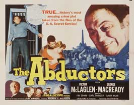 The Abductors - 11 x 14 Movie Poster - Style A