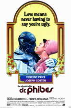 The Abominable Dr. Phibes - 11 x 17 Movie Poster - Style A