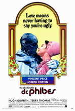 The Abominable Dr. Phibes - 27 x 40 Movie Poster - Style A