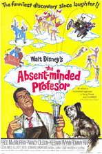The Absent-Minded Professor - 11 x 17 Movie Poster - Style A