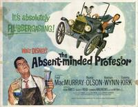 The Absent-Minded Professor - 11 x 14 Movie Poster - Style A
