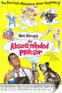 The Absent-Minded Professor - 43 x 62 Movie Poster - Bus Shelter Style A