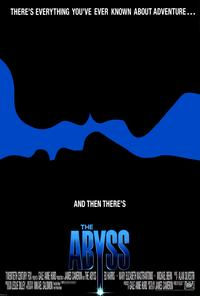 The Abyss - 27 x 40 Movie Poster - Style A