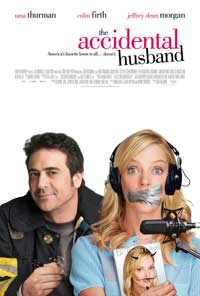 The Accidental Husband - 27 x 40 Movie Poster - Style E