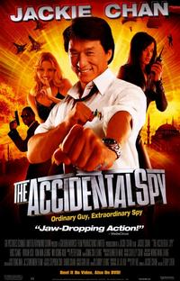 The Accidental Spy - 11 x 17 Movie Poster - Style A