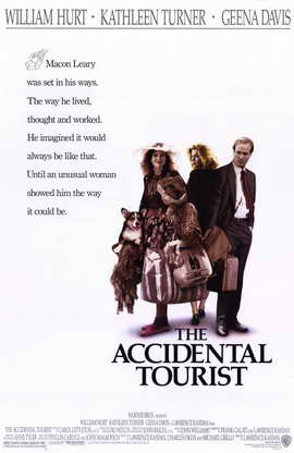 The Accidental Tourist - 11 x 17 Movie Poster - Style A