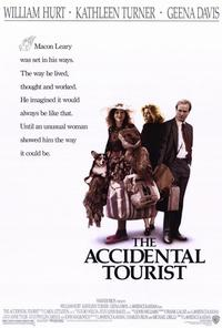 The Accidental Tourist - 27 x 40 Movie Poster - Style A
