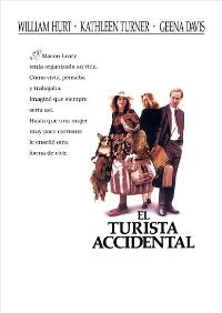 The Accidental Tourist - 27 x 40 Movie Poster - Spanish Style B