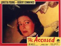 The Accused - 11 x 14 Movie Poster - Style A
