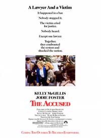 The Accused - 11 x 17 Movie Poster - Style B