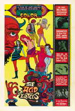 Acid Eaters, The - 27 x 40 Movie Poster - Style A