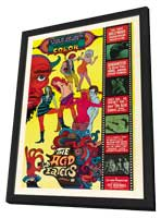 Acid Eaters, The - 11 x 17 Movie Poster - Style A - in Deluxe Wood Frame